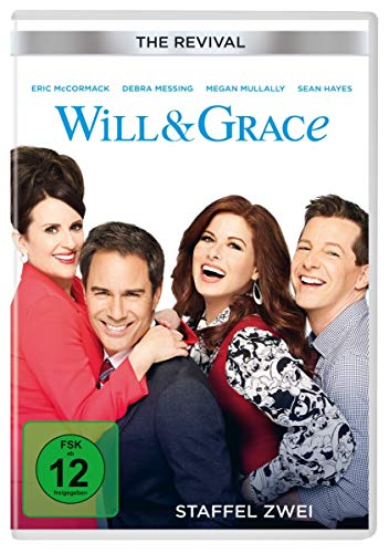 Will and Grace - Staffel 2 - The Revival [2 DVDs]