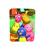 Northwest Nickelodeon The Backyardigans Character Fleece Throw Blanket, 40 x 50-inches