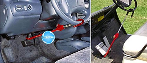 digitru - car steering pedal lock Digitru – Car Steering Pedal Lock 51XDABhDe6L