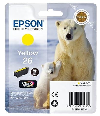 Epson Polar Bear 26 Ink Cartridge - Standard,
