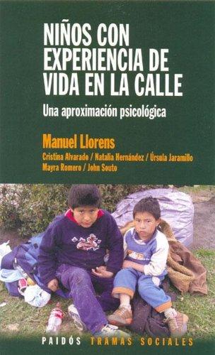 Descargar Libro $ NIÑOS EXP. VIDA EN CALLE (Tramas Sociales) de Manuel Llorens