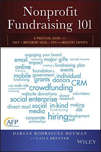 Ideen Ice Bucket (Nonprofit Fundraising 101)