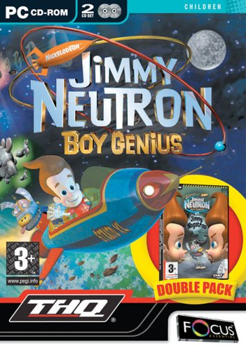 jimmy-neutron-boy-genius-double-pack