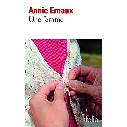 Une Femme (Folio t. 2121)