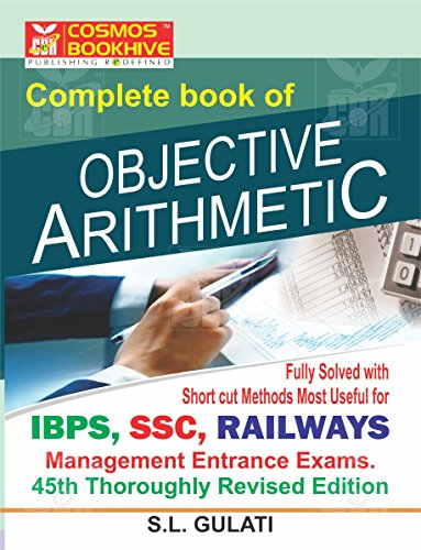 Objective Arithmetic By Sl Gulati Pdf