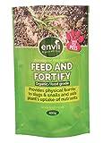 Envii Feed and Fortify - Slug Orgánico Físico y Repelente de Caracol que Mejora el Crecimiento de la Planta y la Fertilidad del Suelo (400g)
