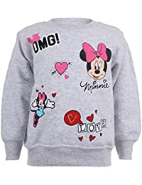 Disney Minnie Patches, Sweat-Shirt Fille