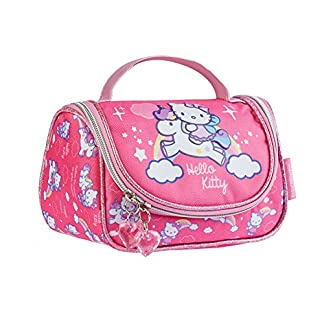 Karactermania Hello Kitty Magic Dream Bolsa de Aseo, 20 cm, Rosa