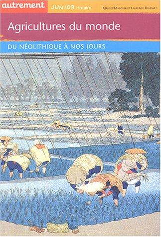 Descargar Libro Agriculteurs du monde : Du Néolithique à nos jours de Marcel Mazoyer