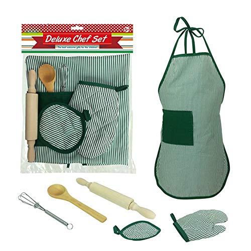 JYCRA Chef Set para niños