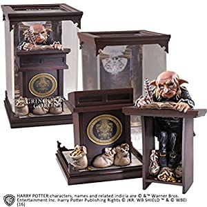 La Colección Noble Criaturas Mágicas-Gringotts Goblin 4