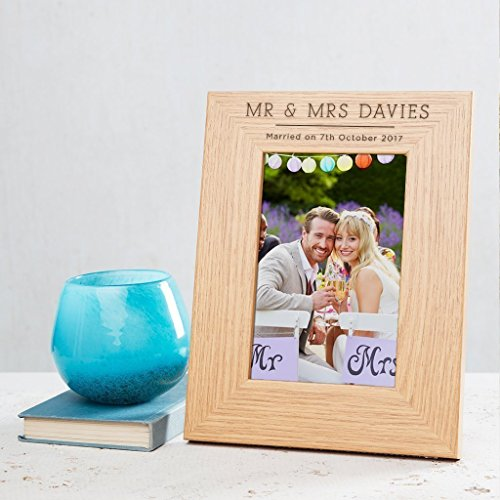 Personalised Wooden Photo Frame/...