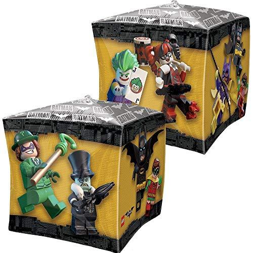 3587001CBZ Lego Batman Folienballon ()