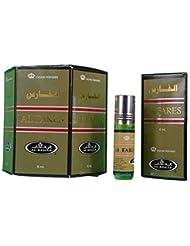 Huile de parfum Al Fares - Al Rehab - 6 x 6ml