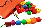 Jumbo Primary Stringing Bead Set With 36...