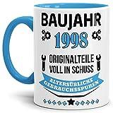 Tassendruck Geburtstags-Tasse Baujahr 1998