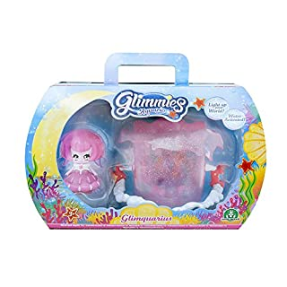 Glimmies 70040441 Aquaria Glimquarius m. Fee Splesh Jellyanna Spielset