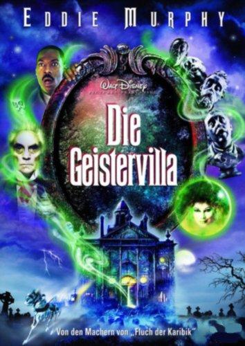 Die Geistervilla (Halloween Alte Disney-filme)