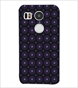 PrintDhaba Pattern D-5117 Back Case Cover for LG NEXUS 5X (Multi-Coloured)