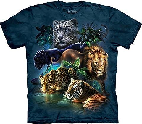 Grands Félins de la Jungle -