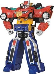 Bandai Power Rangers RPM High Octane Megazord: Amazon.co ...