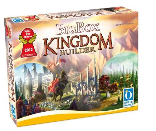 "Queen Games 006112 - \""Kingdom Builder: Big Box\"""