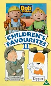 Childrens Favourites 2 [VHS]