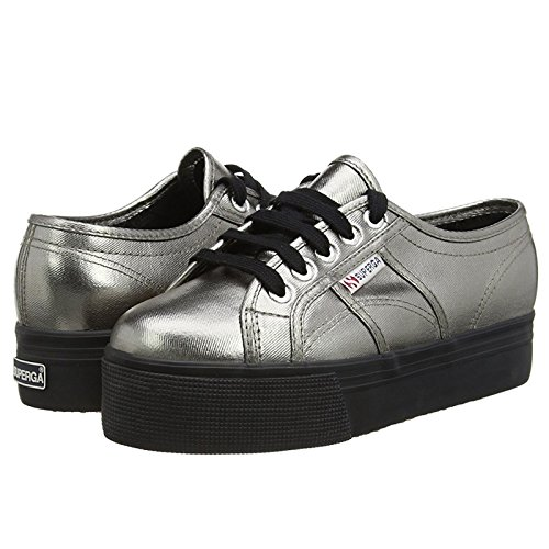 Superga 2790 COTMETW Sneakers da Donna Grey Black