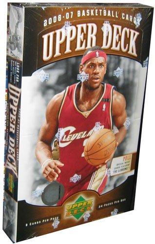 2006/07 Upper Deck Basketball HOBBY Box - 24P8C by Upper Deck