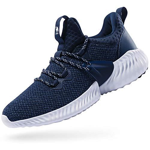 CAMEL CROWN Männer Leichte Trail Running Schuh-Breathable Sporttennisschuhe Fashion Sneakers Bequem