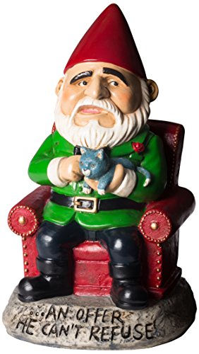 BigMouth Inc Une Offre Qu'il ne Peut Pas Refuser le Jardin Gnome