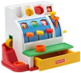 Fisher-Price Mattel 72044-0 - Registrierkasse