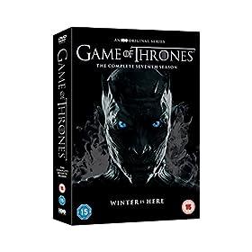 Game of Thrones - Season 7 [DVD] [2017]