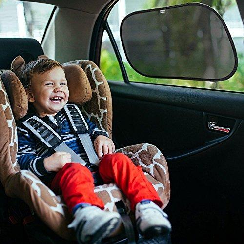 3-Pezzi-Tendine-Parasole-Auto-Bambini-Accessori-Auto-Interno-Oscuramento-Vetri-Posteriore-Laterale-Auto-Tende-per-Bambini-Tendina-Tenda-Toyota-Yaris-Ford-Kuga-Nissan-Qashqai-Kia-Sportage-Accessori--La