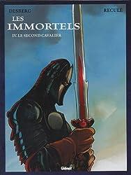 Les Immortels, tome 4 : Le Second Cavalier