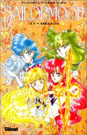 Sailor Moon, tome 13 : Hélios