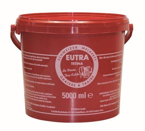 EUTRA 15212 Melkfett - Eimer, 10000 ml