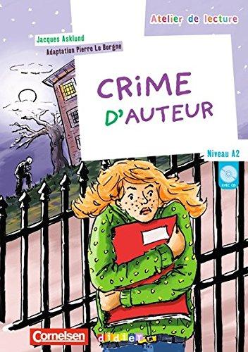 Atelier de lecture / A2+ - Crime d´auteur,
