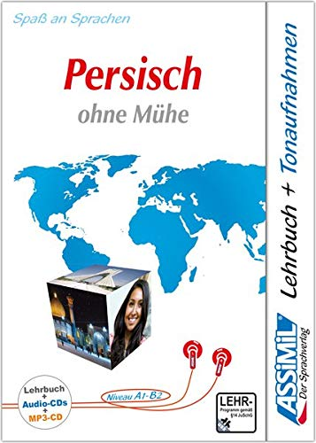ASSiMiL Persisch ohne Mühe - Audio-Plus-Sprachkurs - Niveau A1-B2: Selbstlernkurs in deutscher Sprache, Lehrbuch + 4 Audio-CDs + 1 USB-Stick