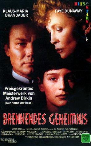 Brennendes Geheimnis [VHS]