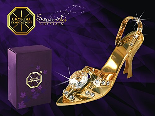 GERMANY CRYSTAL TEMPTATIONS - Pompe da donna con cristalli