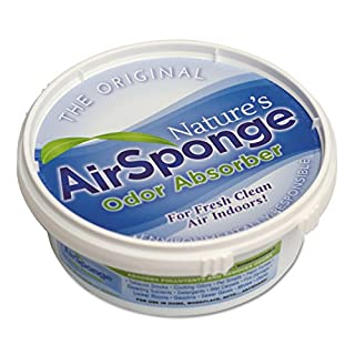 Environmental Air Odor Sponge Smell Absorber Pet Cat Dog Tobacco Mildew 8 Oz New