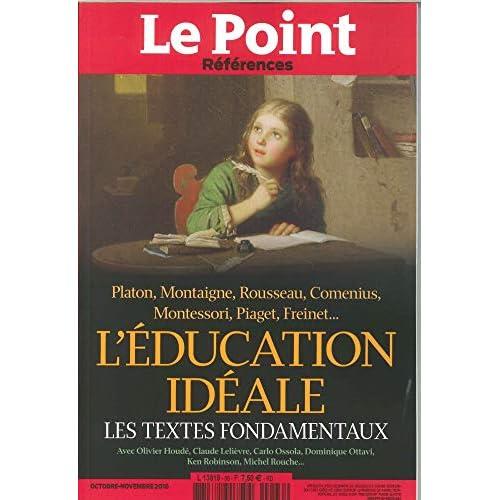 Le Point N 66 Références l'Education Ideale Octobre 2016