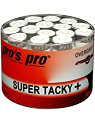 Pro 60 Overgrip Super Tacky Tape Plus Tennis Pros Griffband