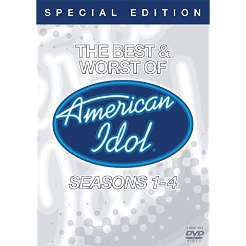 American Idol - The Best And The Worst Of - Series 1 To 4