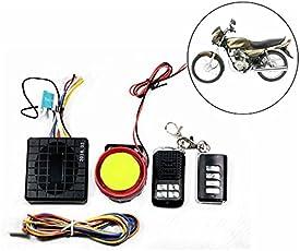 CELERITAS Bike Anti-Theft Security Device & Alarm KIT for Bajaj Discover 125 St
