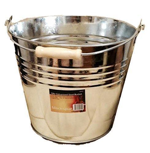 12ltr-galvanised-steel-bucket-by-blackspur