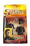 Gerry Andersons NEW Captain Scarlet Captain Black 6\