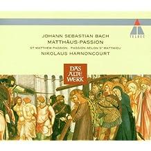 Bach : Passion selon St Matthieu