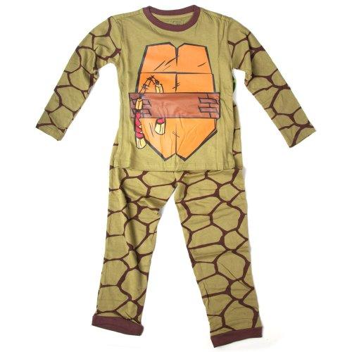 Bioworld-Teenage Mutant Ninja Turtles-Mikey (Pyjama Kinder 104/110)